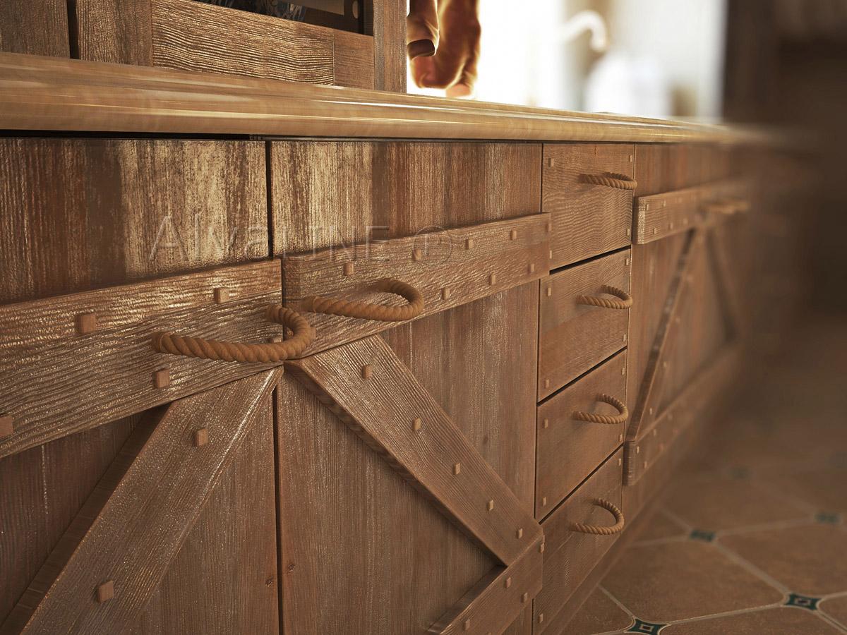 Кухонные фасады из дерева своими руками фото